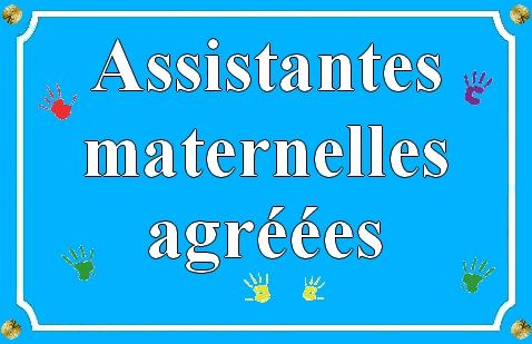Logo Assistantes maternelles